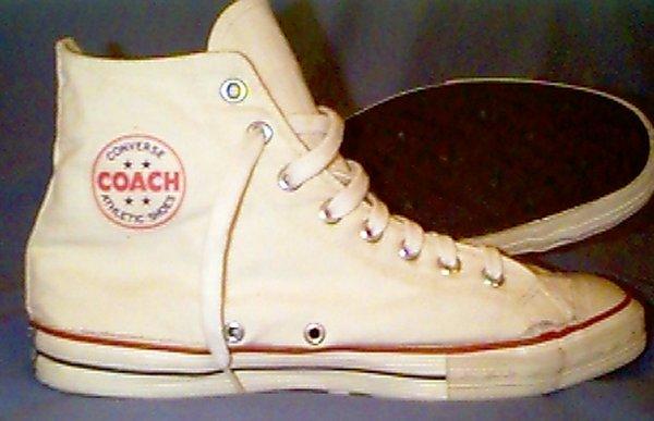 Coach White Shoe